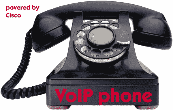 Old VoIP Phone